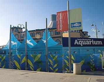 The Santa Monica Pier Aquarium