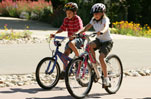Santa Monica Kidical Mass Bike Ride