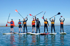 Kayak with REI and Heal the Bay in Palos Verdes