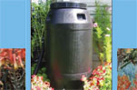 Free Rain Barrel to Santa Monica Residents Sustainable Works Rain Barrels Intl