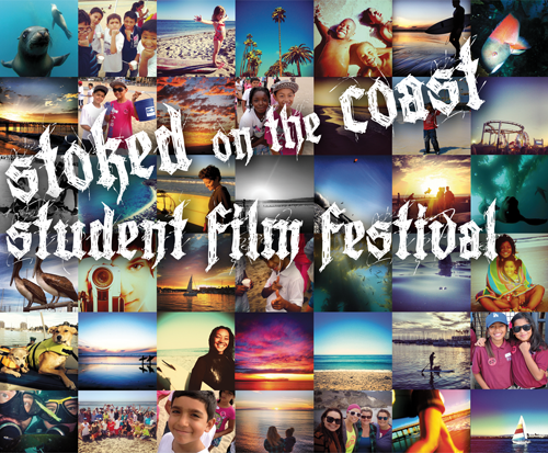 Stoked on the Coast Youth Summit surf ocean waves film contest festival
