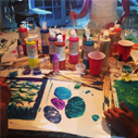 The Sea and Me Painting Workshop